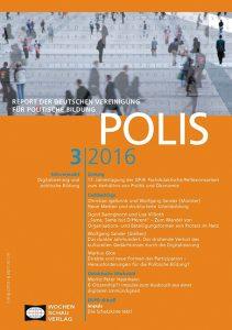 POLIS 3-2016 Digitalisierung und politische Bildung